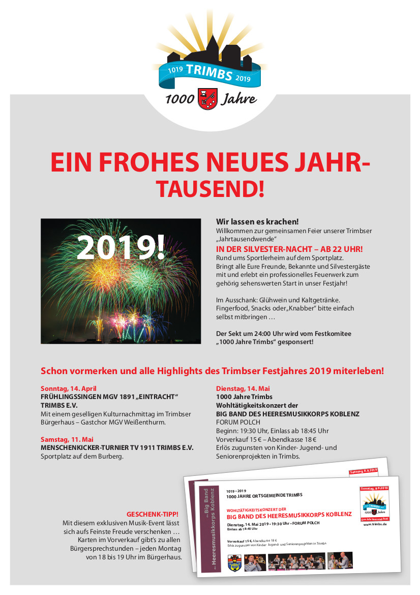 OG 1000 Jahre Highlights Flyer 2019 1