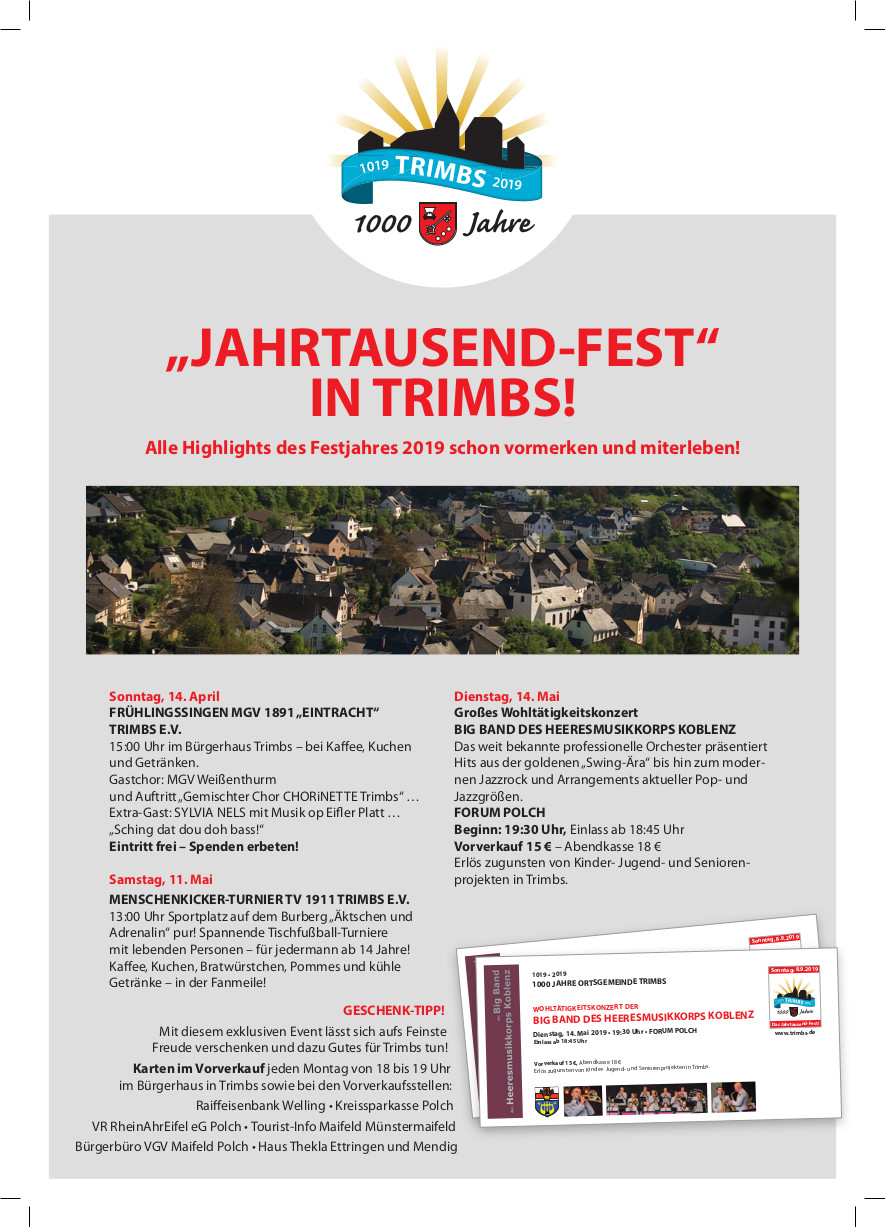OG   1000 Jahre Highlights Flyer2 2019 1